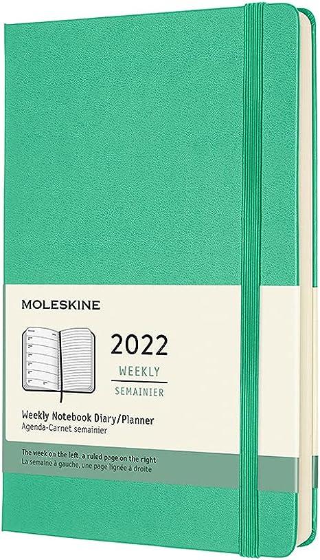 Moleskine 2022 Weekly Planner
