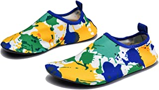 Lewhosy Kids Boys and Girls Swim Water Shoes Quick Drying...
