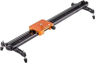 TARION TS2 60cmカメラスライダー スタビライザー レール 映像安定化システム デジタル 一眼フレ カメラ 撮影用 カメラリニアスライダー