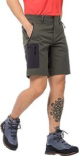 Jack Wolfskin Active Track - Shorts - Short Boyfriend - Homme