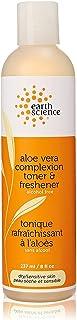 Earth Science Aloe Vera Complexion Toner & Freshener 8 Fl. Oz.
