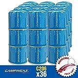 Bricolemar Cartucho C206 Campingaz (Caja 36 Unidades...