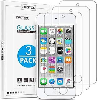 5b761e94156 OMOTON Protector Pantalla iPod Touch 5/6/ 7 Cristal Templado, iPod Touch 6