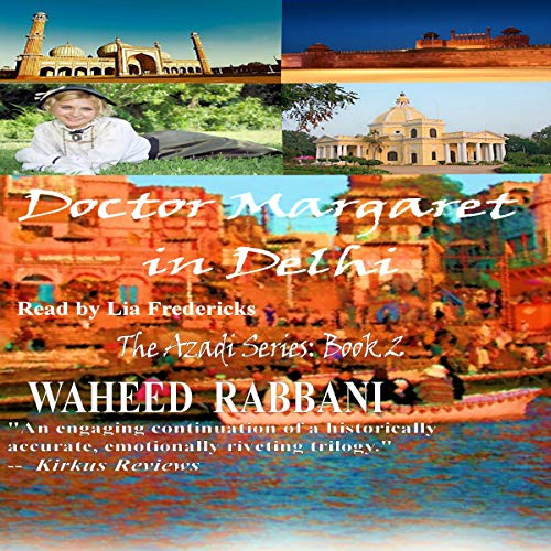 Couverture de Doctor Margaret in Delhi