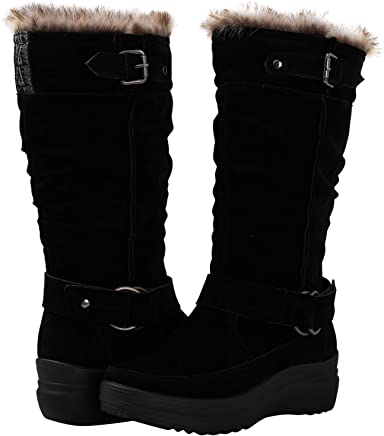 Globalwin Women's Rylee Fashion Snow Boots