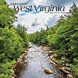West Virginia Wild & Scenic 2020 12 x 12 Inch Monthly Square Wall Calendar, USA United States of America Southeast State Nature