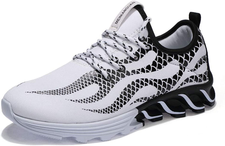 Men's shoes Trend Sports shoes Mesh shoes Men's Knife shoes Multicolor Couple Running shoes A