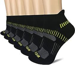 BERING Women's Performance Athletic Running Socks (6 Pair Pack)