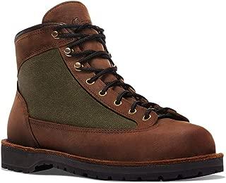 Danner #34112 Men`s Boots | Danner Ridge Dark Brown/Forest Green