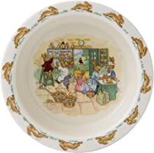 Royal Doulton Bunnykins Baby Rimmed Cereal Bowl, Factory Second