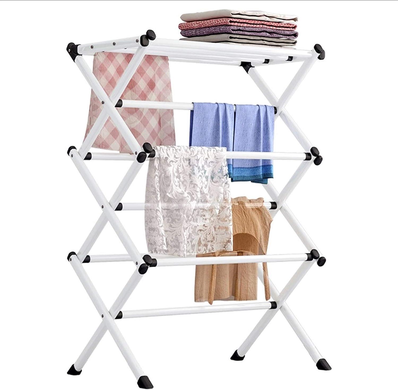 yaoyaoshop Folding Ranking TOP8 Oakland Mall Drying Laundry Coat Rack