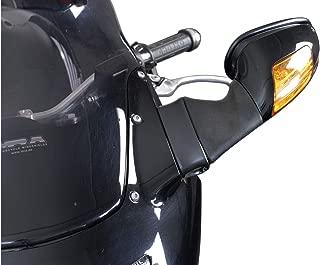 SW-MOTECH Left & Right Side Mirror Extenders for Honda CBR1100XX Blackbird '96-'07