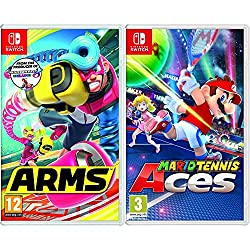 Product 1: Featuring a multiplayer fighting sport that lets you trade blows using extendable weaponised arms, this game includes elements of both boxing and shooting games, plus an all-new cast of characters, Testpunch software from the Nintendo eSho...