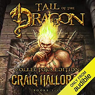 Tail of the Dragon Collector's Edition: Complete Series, Books 1-10 audiobook cover art