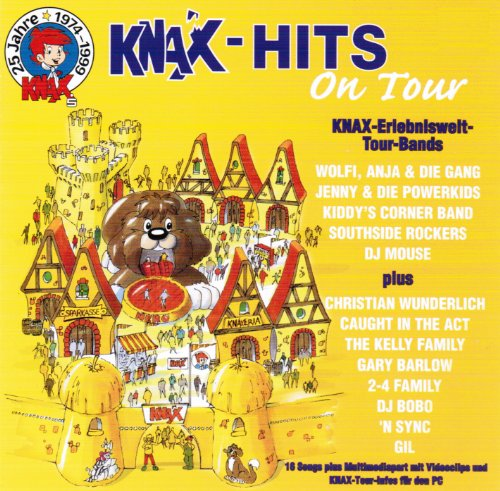 Knax-Hits On Tour
