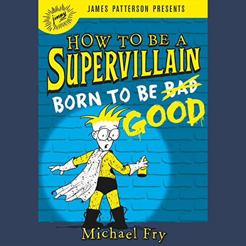 Born to Be Good audiobook cover art