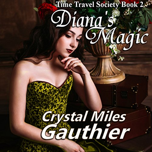 Diana's Magic audiobook cover art
