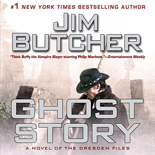 Ghost Story     A Novel of the Dresden Files              De :                                                                                                                                 Jim Butcher                               Lu par :                                                                                                                                 James Marsters                      Durée : 17 h et 36 min     9 notations     Global 5,0