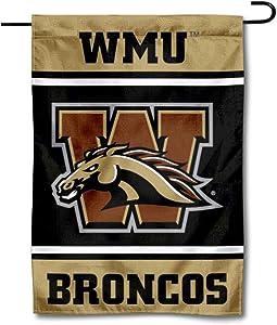 Western Michigan Broncos Garden Banner Flag