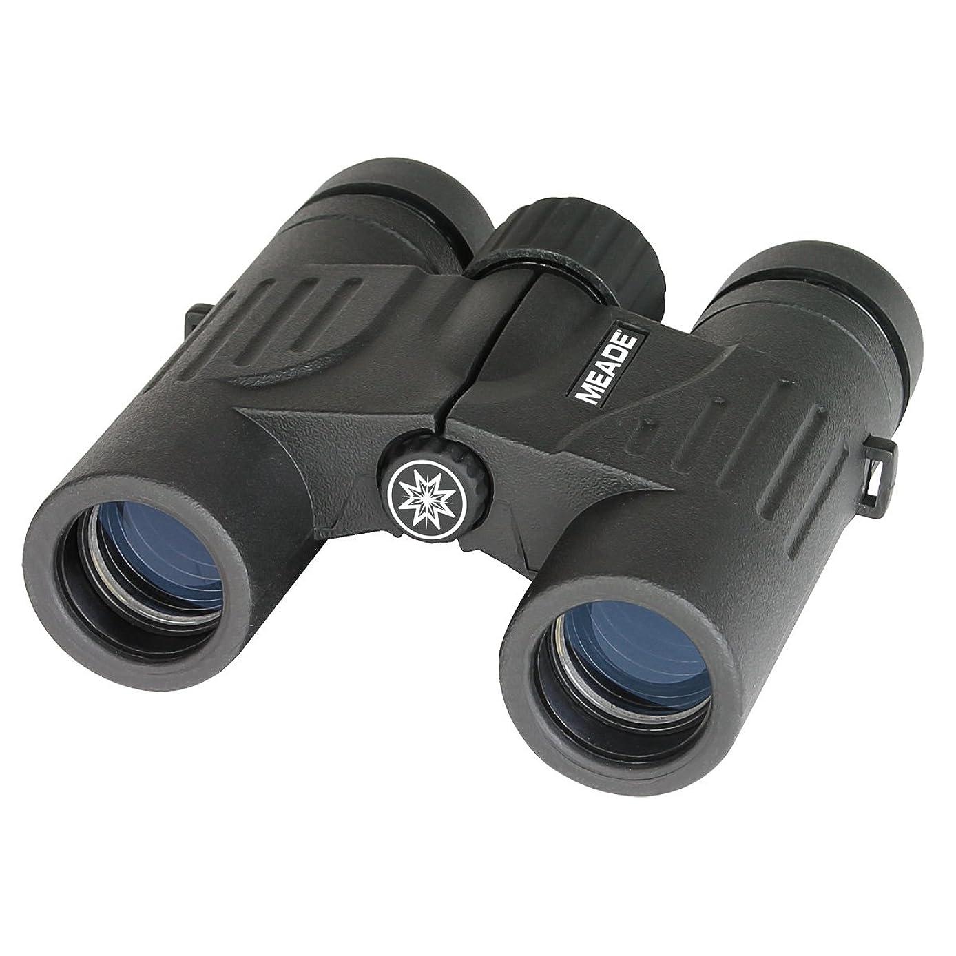Meade Instruments 125001 10x25 TravelView Binoculars (Black)