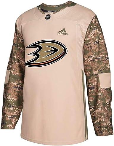 adidas Anaheim Ducks NHL Veterans Day Jersey