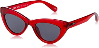 Local Supply Women's MARINA Polished Red Frames