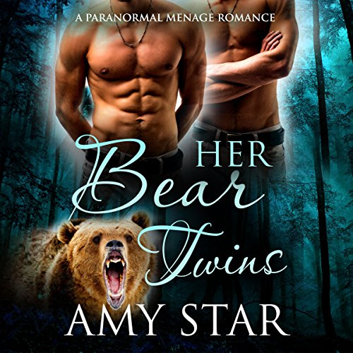 Her Bear Twins audiobook cover art