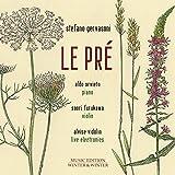 Prés - Second Book - For Piano: Pré carré