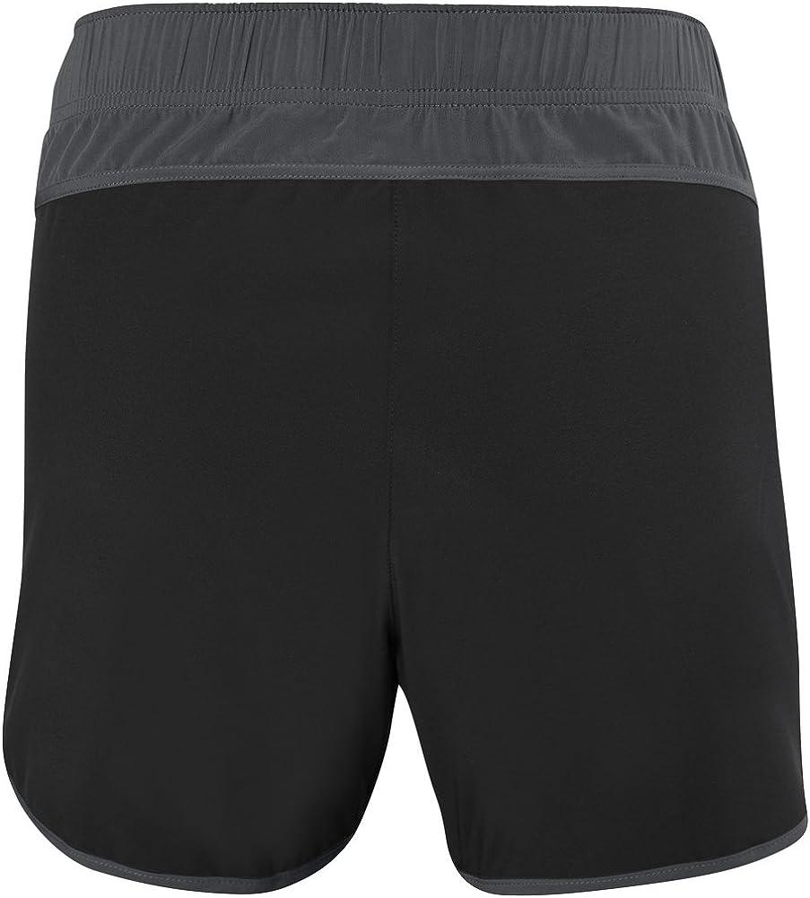 Mizuno Atlanta Cover Up Volleyball Shorts Black/Charcoal