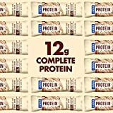 Clif Bar 233003 LUNA PROTEIN - Gluten Free Protein Bars - Chocolate Chip Cookie Dough - (1.59 Ounce Snack Bars, 12 Count)