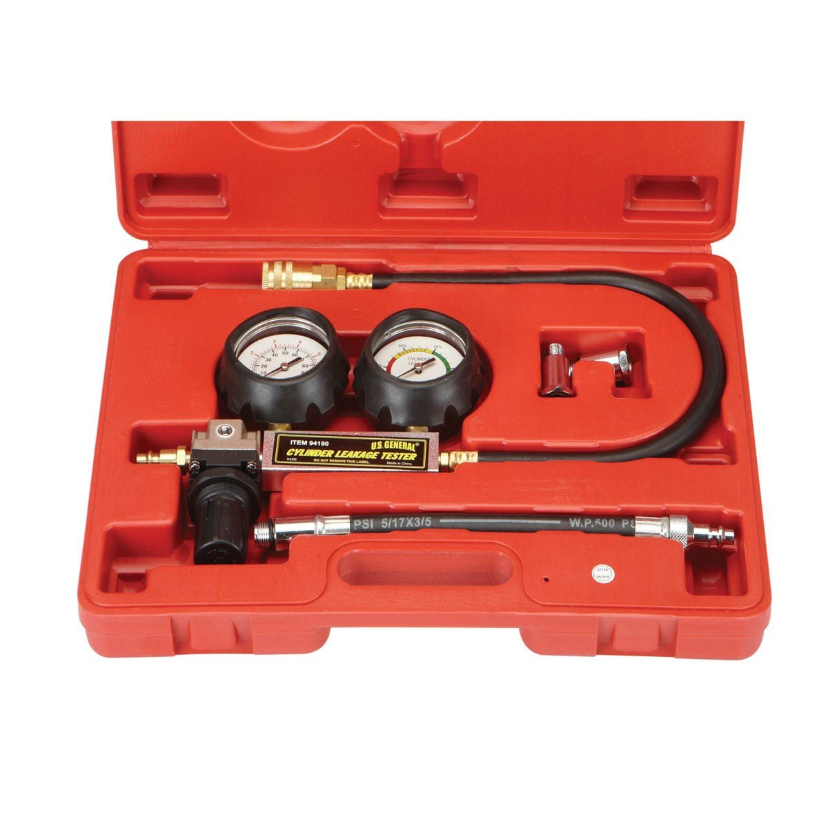 Cylinder Leak-Down Tester from TNM