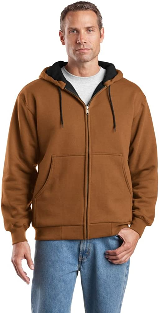 Cornerstone - Heavyweight Fixed price for sale Full-Zip Hooded Now on sale with Sweatshirt Therma