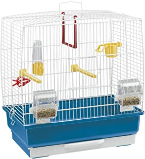 Ferplast Rekord 2 Bird Cage, White