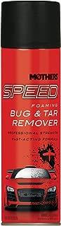 Mothers 16719 Speed Foaming Bug & Tar Remover Aerosol, 18.5 oz.