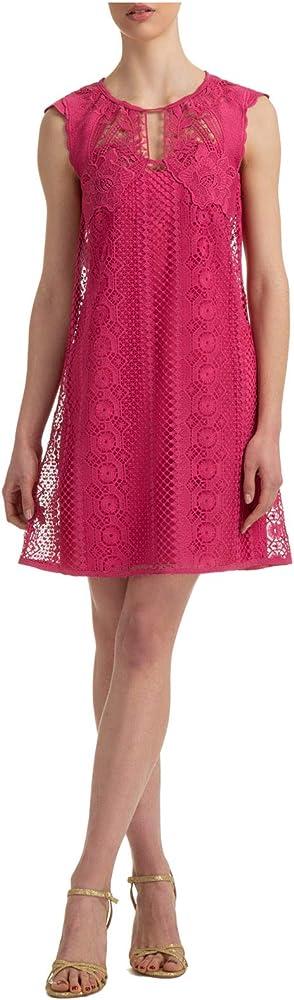 Alberta ferretti,abito, vestito corto per donna,100% poliestere 121U A042416690216
