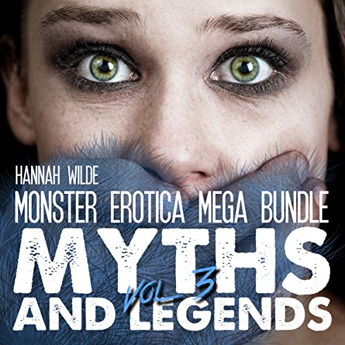 Monster Erotica Mega Bundle audiobook cover art