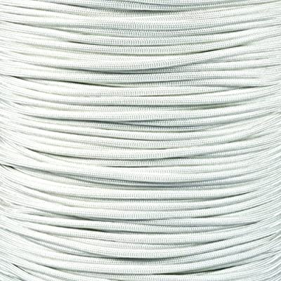 PARACORD PLANET 10 20 25 50 100 Foot Hanks and 250 1000 Foot Spools of Parachute 550 Cord Type III 7 Strand Paracord (White 250 Foot Spool)