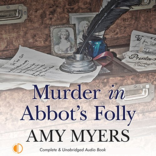 Murder in Abbot's Folly cover art