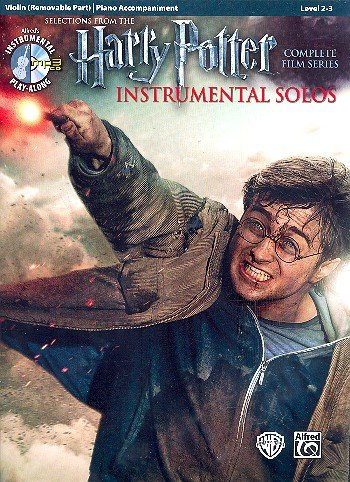 Harry Potter Instrumental Solos Violin - Selections from the Complete Film Series - Violine Noten [Musiknoten]