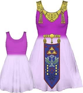 princess zelda dress