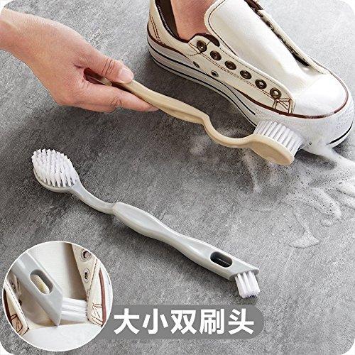 MMXXAIWWAA Lange Handvat Schoonmaken Schoenen Borstel wassen Schoenen Witte Schoenen Sneakers Schoenen Borstel Schoenen Borstel