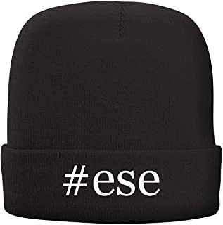 BH Cool Designs #ese - Adult Hashtag Comfortable Fleece Lined Beanie