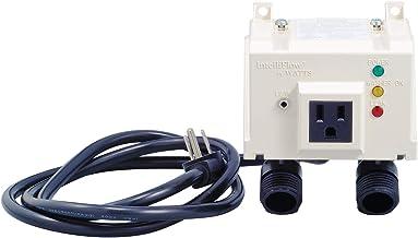 Watts IntelliFlow Automatic Washing Machine Water Shutoff Valves with Leak Sensor