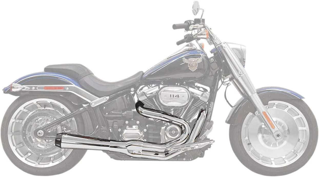Bassani Manufacturing 1S62R Road Rage Chrom III SEAL limited product - Exhaust System Limited time for free shipping