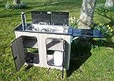 camping-car de cuisine Pod camping-car Meuble Construit sur commande