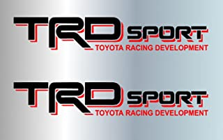 Best trd sport decals Reviews