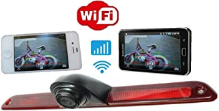 4Ucam Mercedes Sprinter Van (2010 - 2016) Wifi Backup camera for iPhone/Android With App
