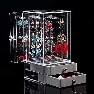 acrylic earring box