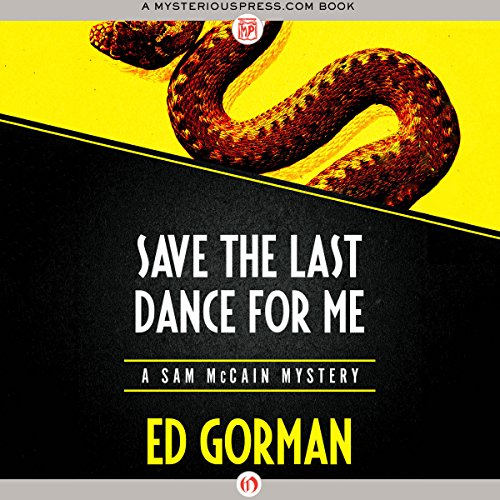 Save the Last Dance for Me audiobook cover art