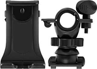 Cell Phone Tripod Mount Adapter Music/Microphone Stand Tablet Holder Compatible with iPhone X 8 7 Plus 6s Samsung Galaxy S8 S9 Note Google Pixel XL LG V30 iPad 9.7/10.5 Inch, Car Universal Holder